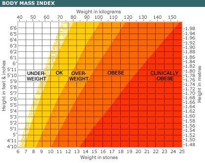 Body fat index